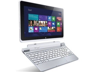 Windows 8 tablet. It is a big improvement compared to my Android one