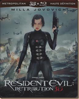 Resident Evil - Contribution
