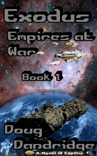 Exodus - Empires at War - Book 1