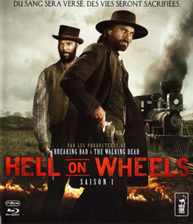 Hell on Wheels: Season 1 – An enjoyable Western TV-series | PG's