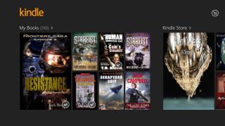 Kindle App for Windows 8