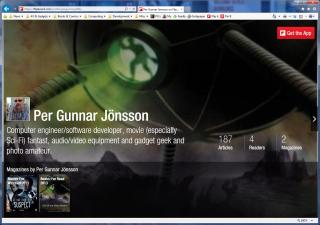 My Flipboard Page