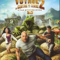 Journey 2: The Mysterious Island - Quite nice family movie