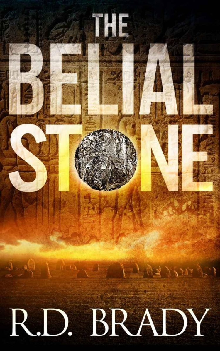 The Belial Stone - Quite okay adventure story