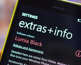 Lumia Black Update