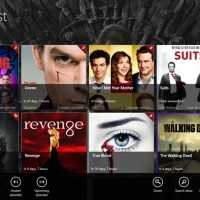 Please make a decent TV-show tracker with Trakt.TV sync for Windows 8