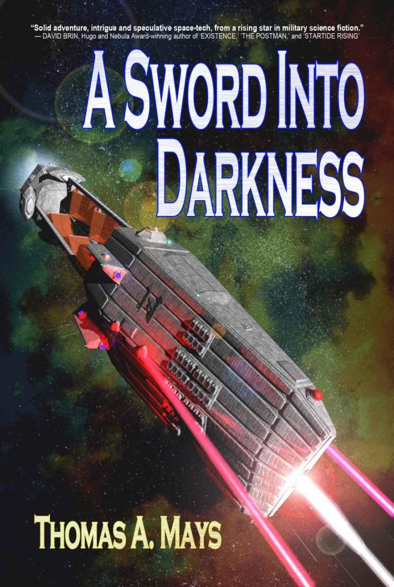 A Sword Into Darkness - Great book...except for one thing