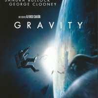 Gravity - Visually nice movie with mediocre story