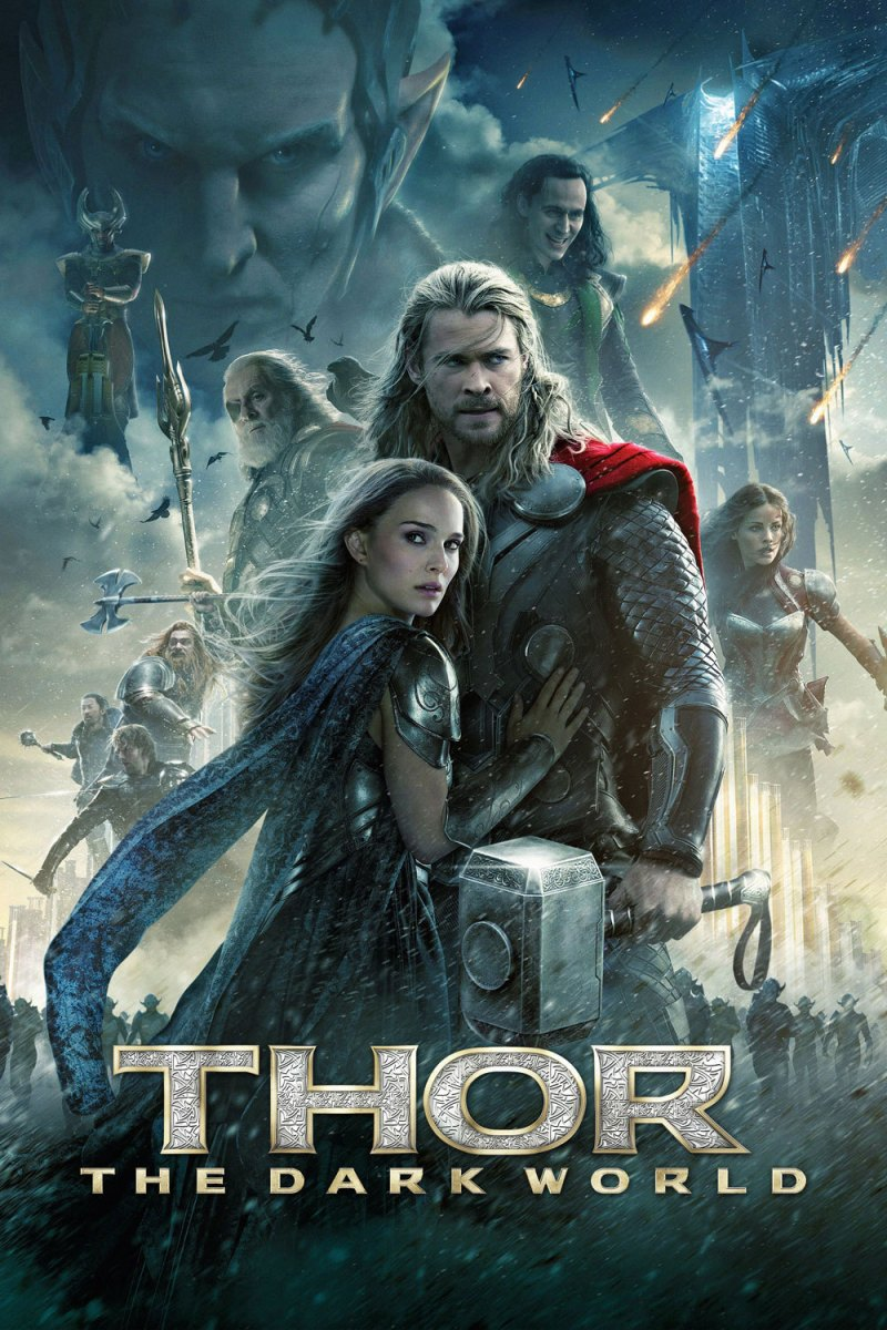 Thor: The Dark World - Great superhero, special effects, action movie