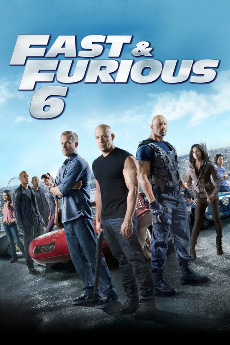 Fast & Furious 6 - Good movie dragged down by Hollywood stupidity