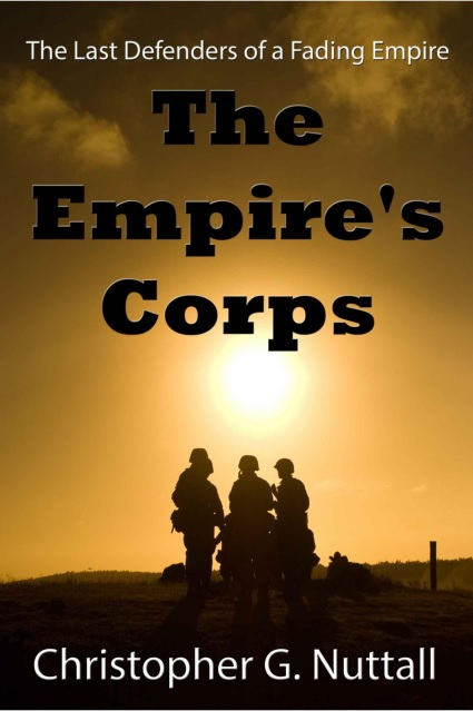 The Empire's Corps. Good book but describing a rather depressing future