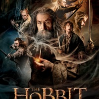 The Hobbit: The Desolation of Smaug, not as good as the first and certainly not as good as LOTR
