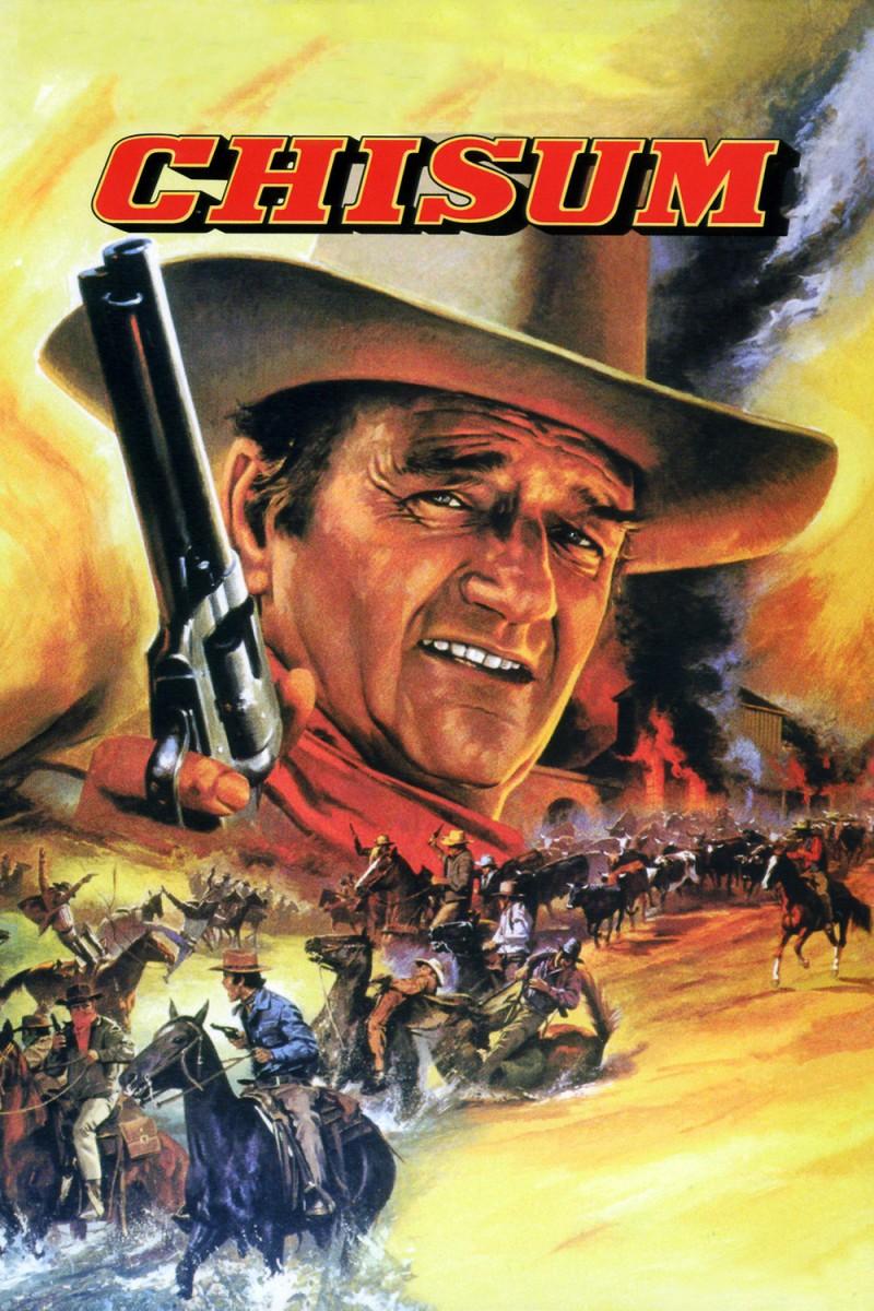 Chisum: Great old classic John Wayne western