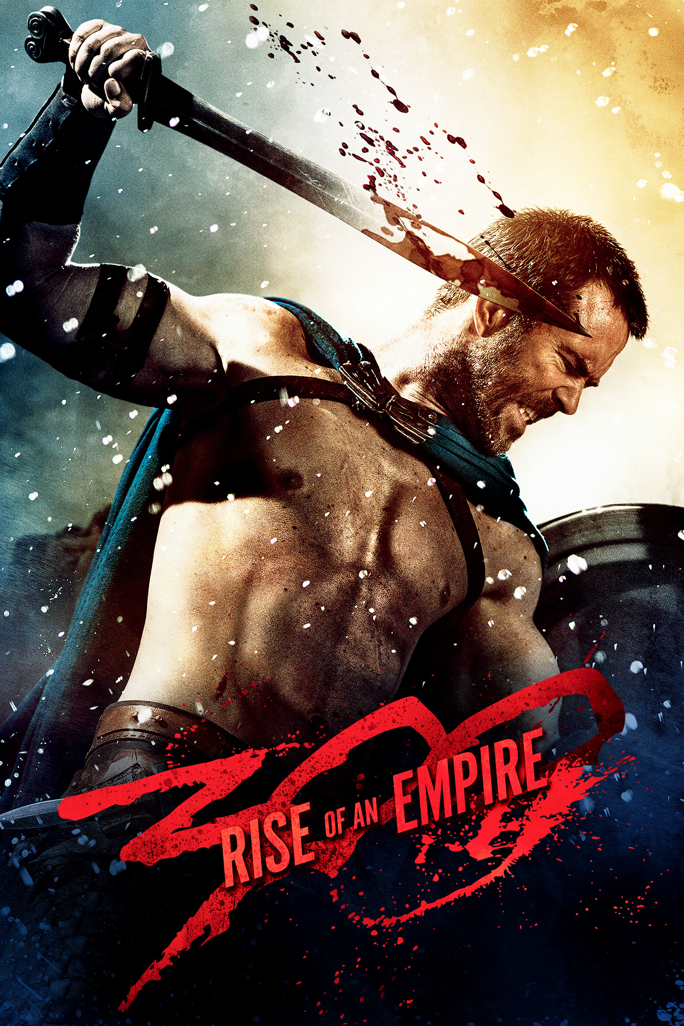 300 – Rise of an Empire: Watchable but not great