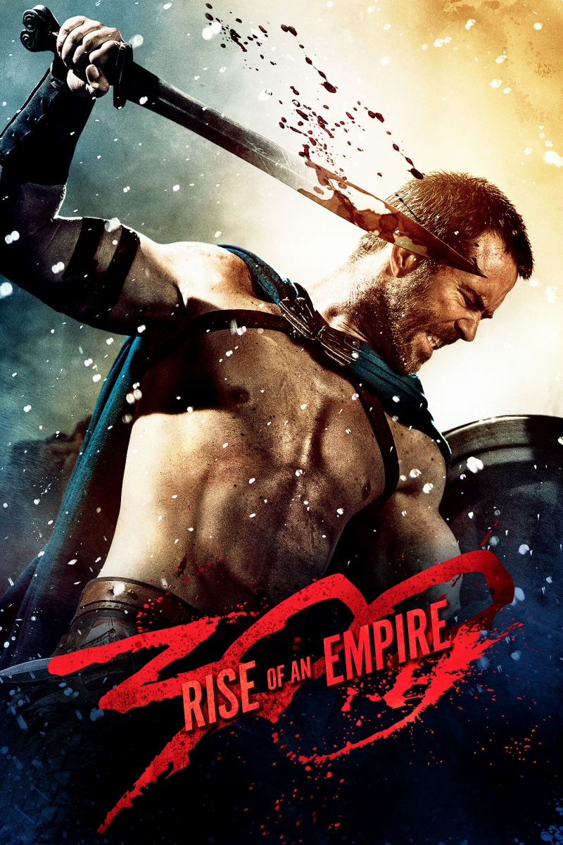 300 - Rise of an Empire: Watchable but not great