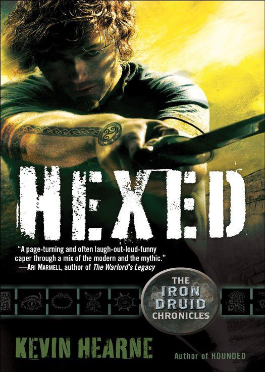 Hexed: This book series is growing on me