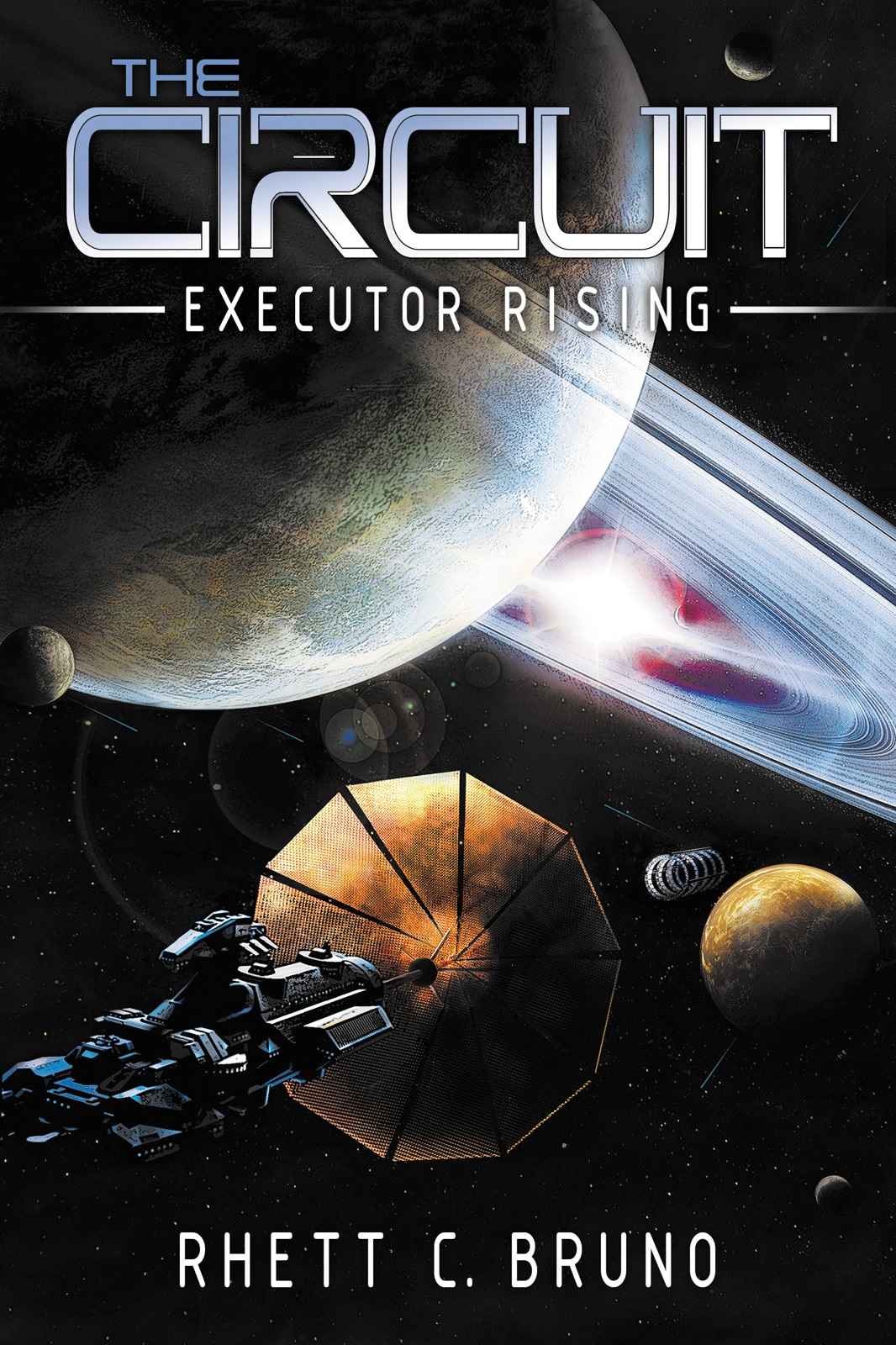 The Circuit – Executor Rising: Quite interesting debutant work