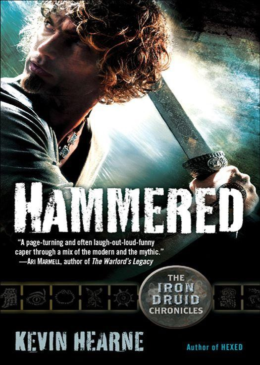 Hammered – Too over the top with a story more suitable for a comics magazine