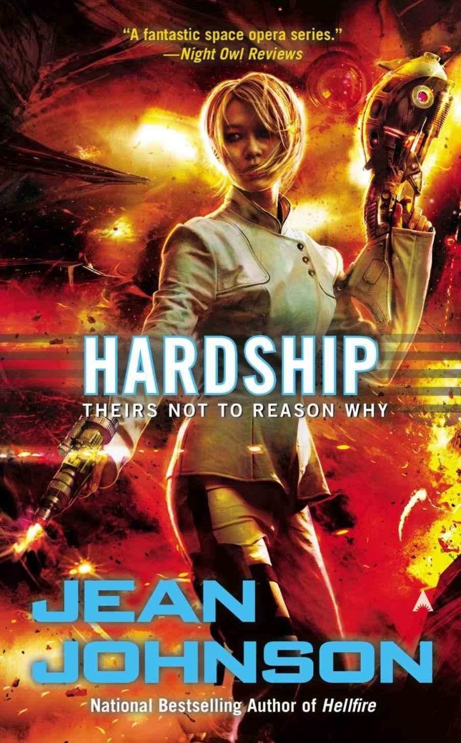 Hardship: An excellent instalment in the series