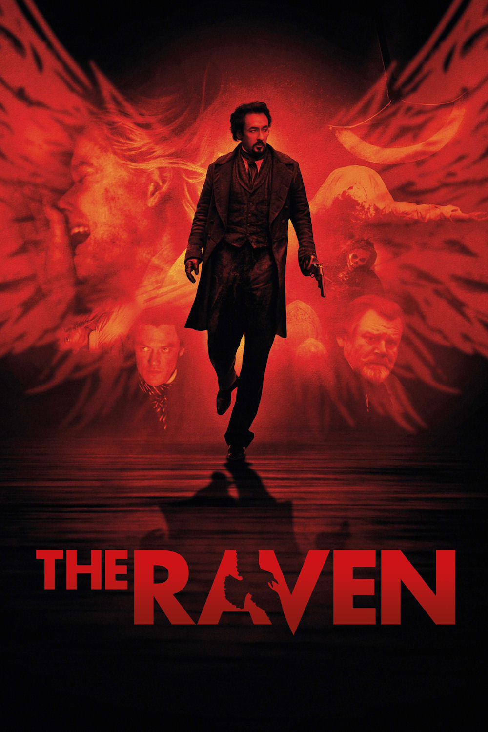 The Raven – Surprisingly good Edgar Allan Poe based thriller