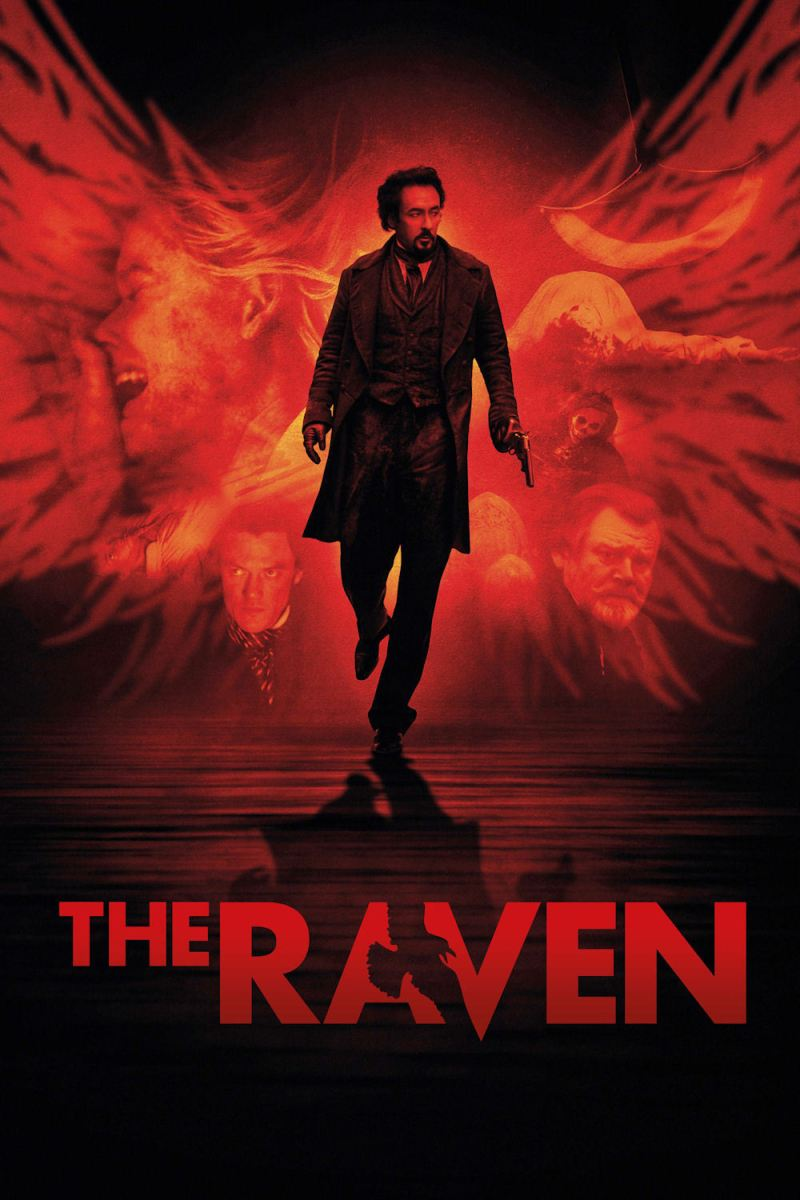 The Raven - Surprisingly good Edgar Allan Poe based thriller