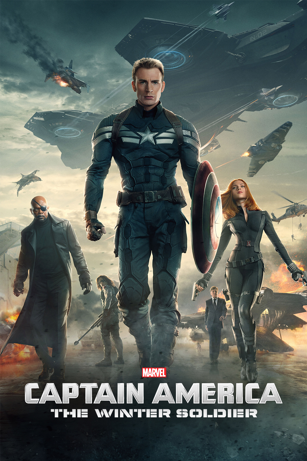 Captain America: The Winter Solder – Great superhero entertainment!