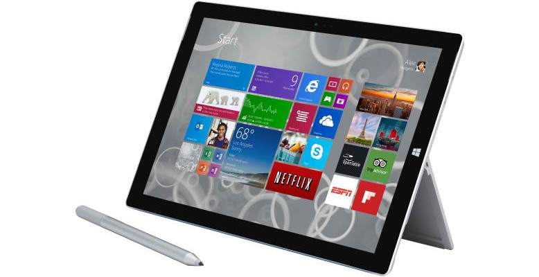 Surface Pro 3 - 2