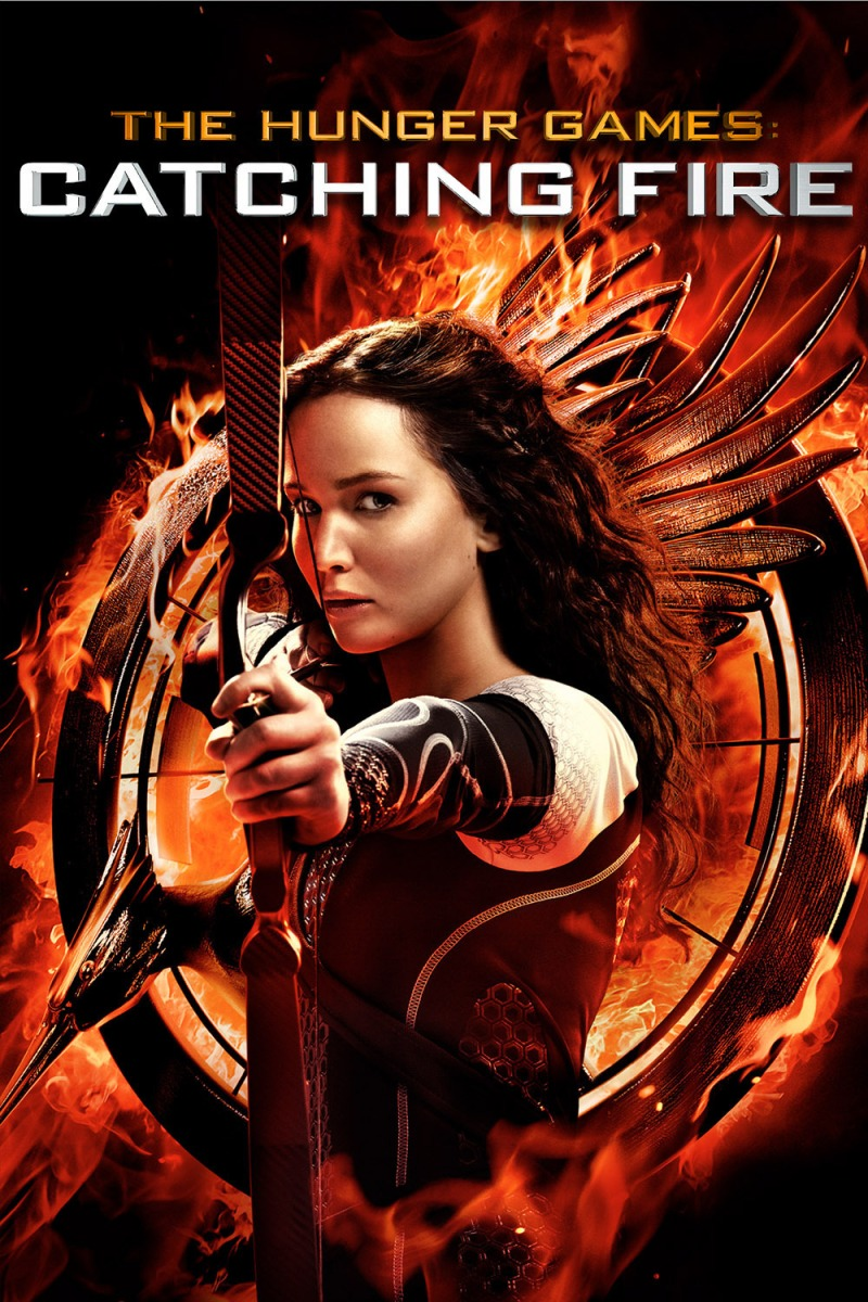The Hunger Games - Catching Fire: I liked this one better than the first one.