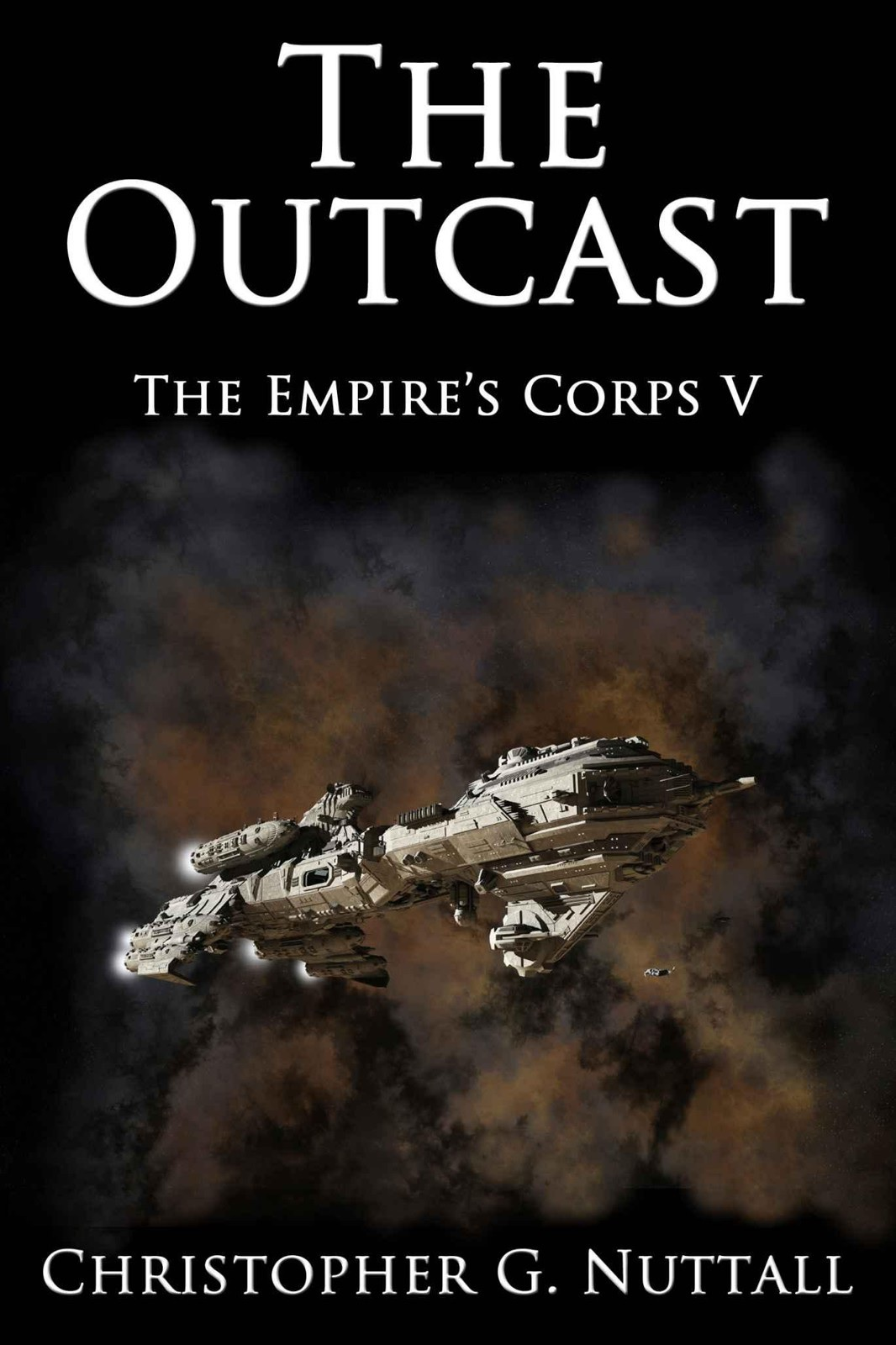 The Outcast: No marines and not really what I expected but a very enjoyable book nonetheless