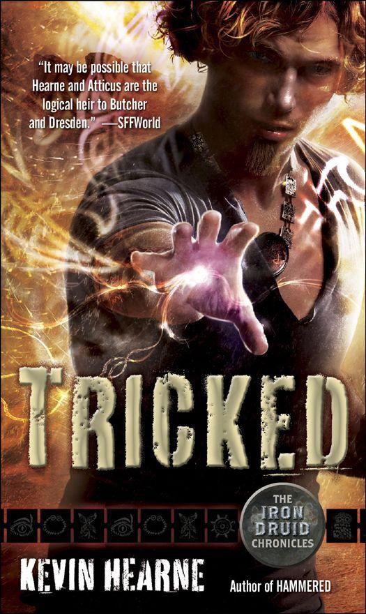 Tricked: I am afraid the series is not improving