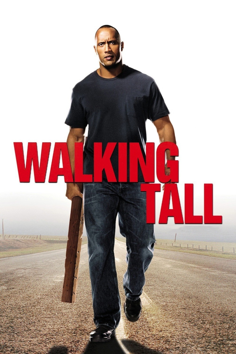 Walking Tall: Decent enough off-the-shelf action flic