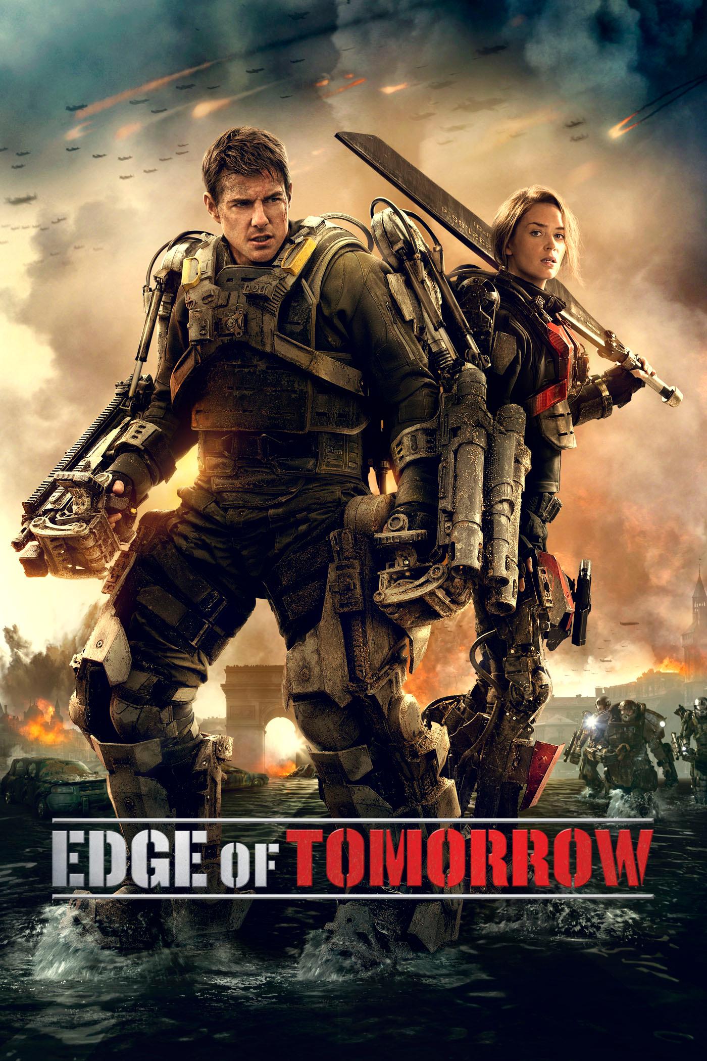 Edge of Tomorrow: Surprisingly enjoyable