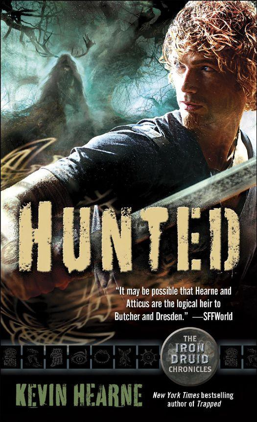 Hunted: Do not know what to write really.
