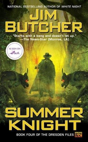 Summer Knight: An improvement over previous books.