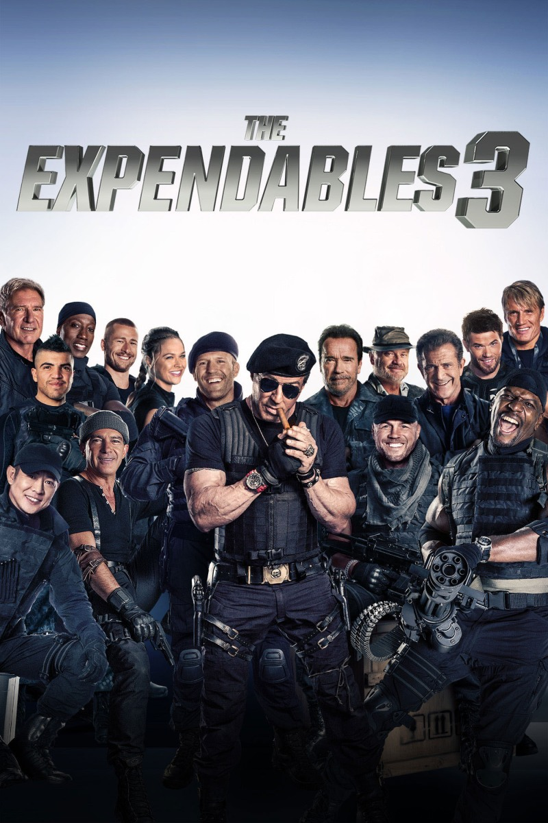 The Expendables 3: Good entertainment if you take it for what it is.