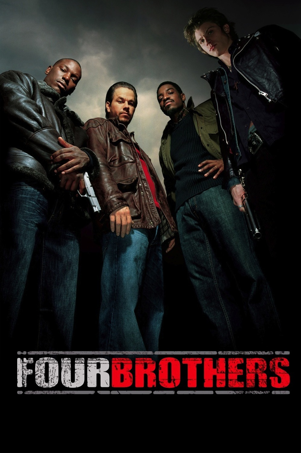 Four Brothers Wallpaper