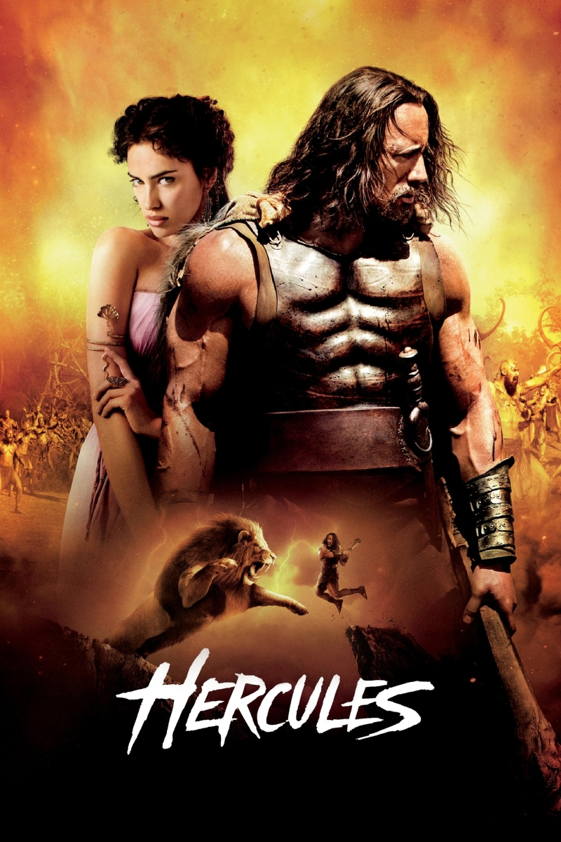 Hercules (2014) - Entertaining but Hercules it is not