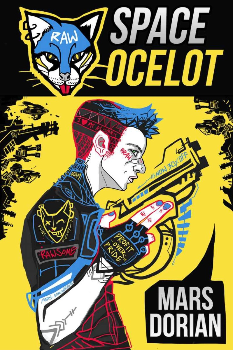 Space Ocelot: Crazy and whacky but fun reading.