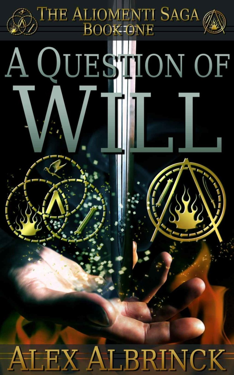 A Question of Will - I have quite mixed feelings about this one.
