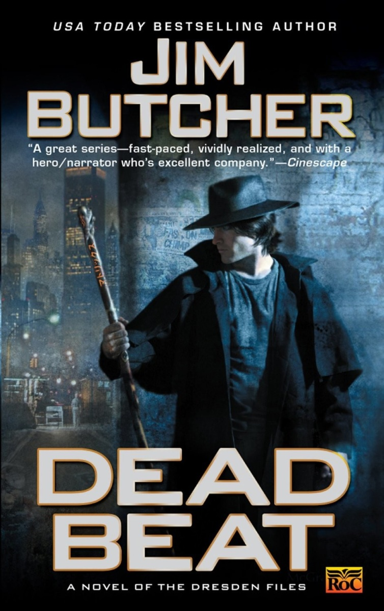 Dead Beat - Another good Dresden book