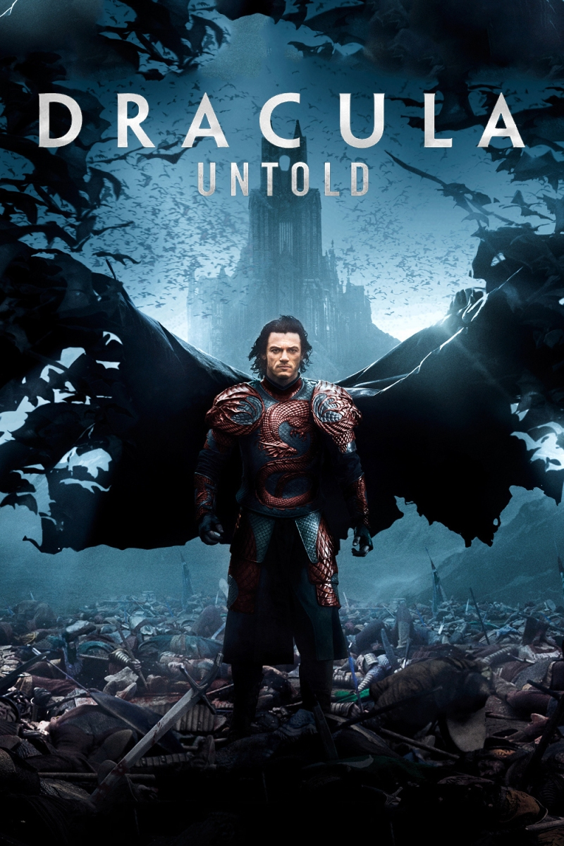 Dracula Untold - Regardless of what some people claim this is not a bad movie.