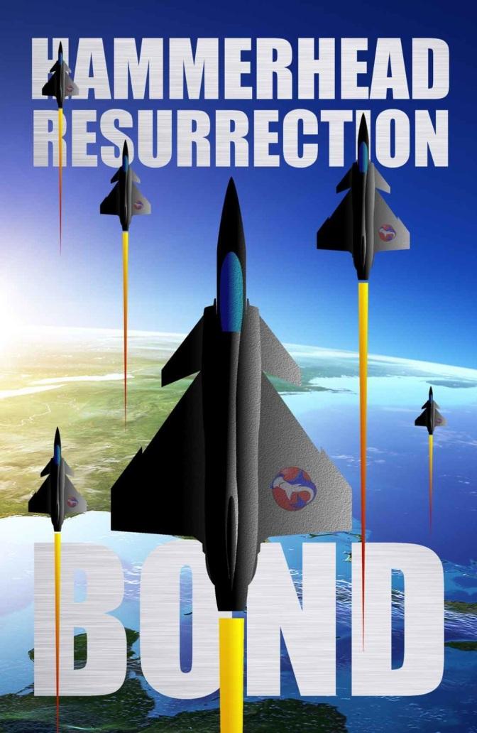Hammerhead: Resurrection – Fairly average dumbass politicians vs real figthing men vs big bad aliens story