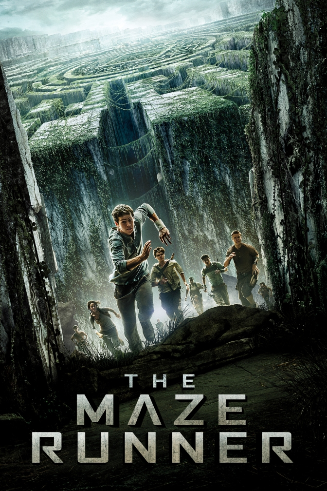 """Maze Runner – Quite enjoyable """"young adult"""" movie"""