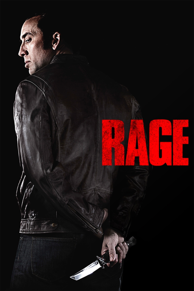 Rage (aka Tokarev) - Mildly interesting movie with a lousy ending