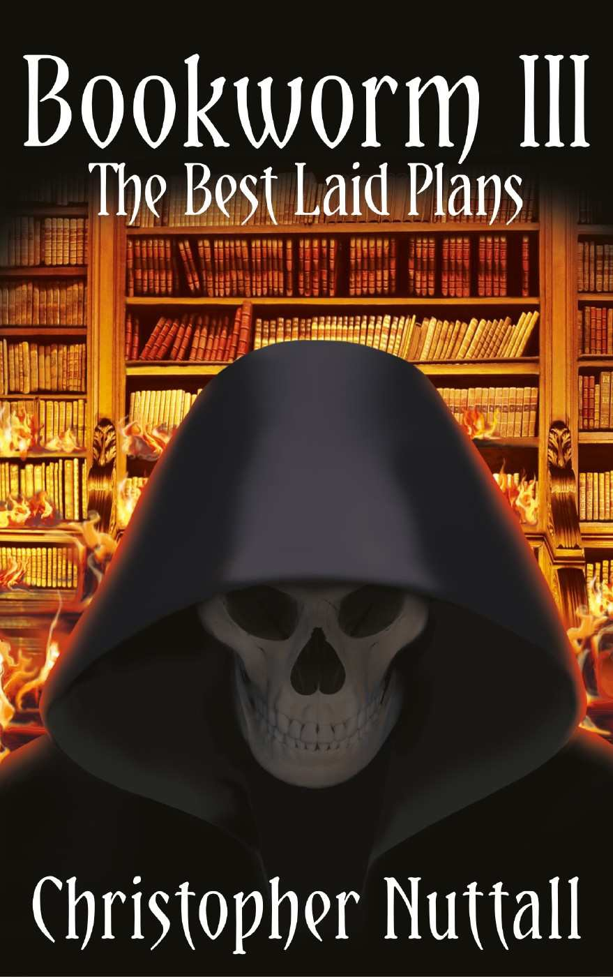 The Best Laid Plans – I do not really like the direction this book took.