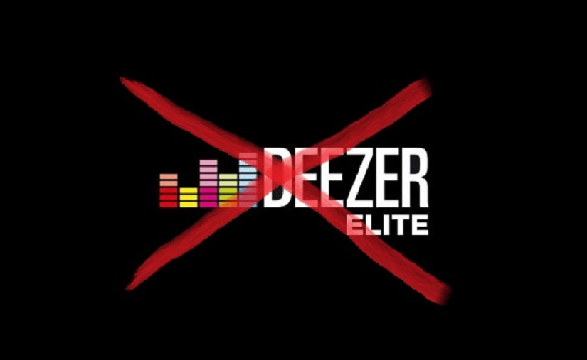 Deezer Elite service, what are they thinking?