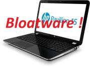 HP Bloatware