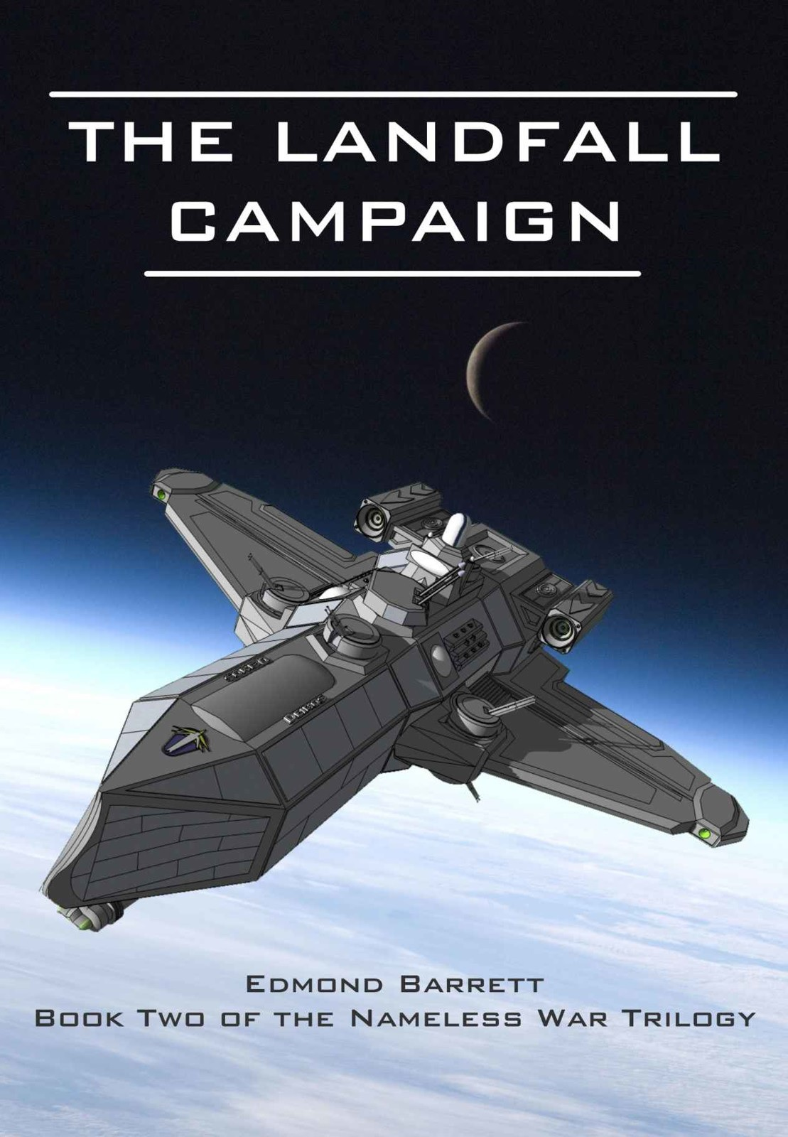 The Landfall Campaign – The Nameless War continues in another good book.