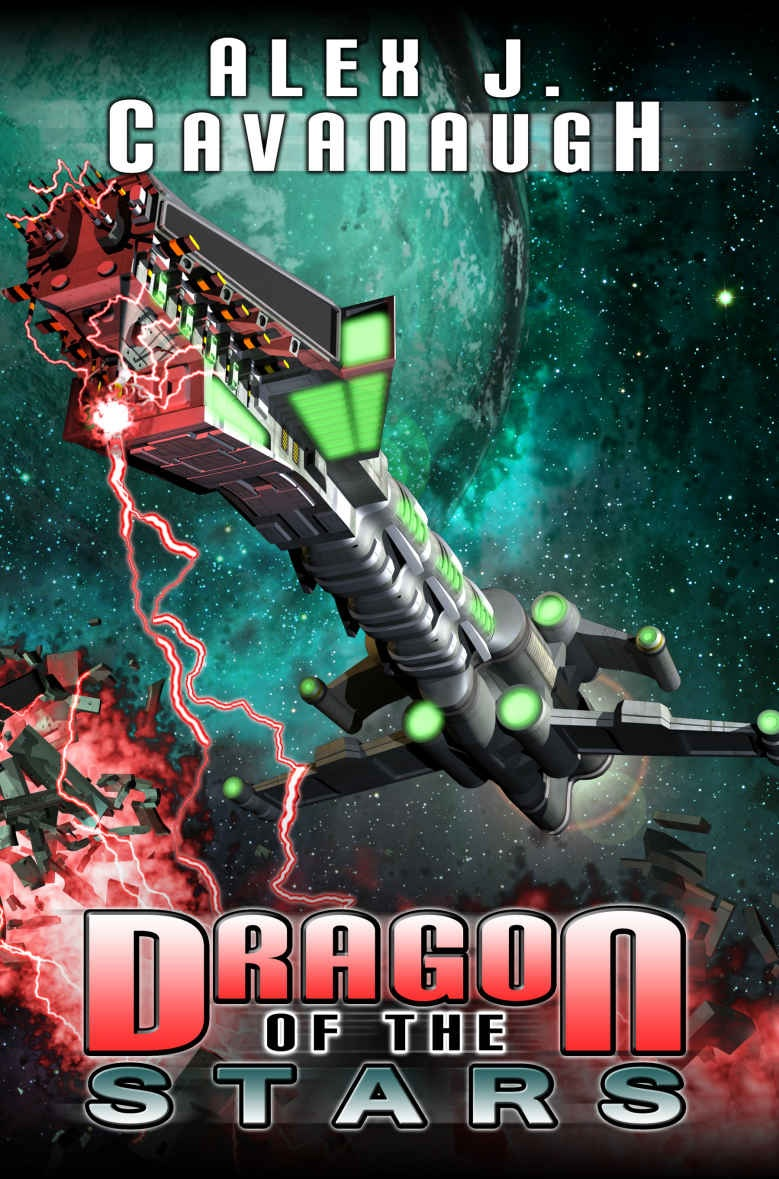 Dragon of The Stars – A quick but fairly entertaining book.