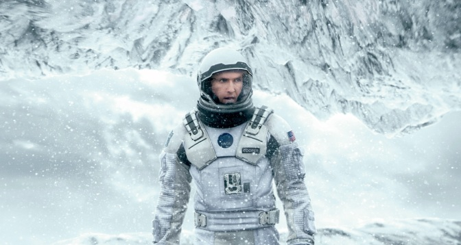 I cannot believe the ridiculously high ratings Interstellar has received.